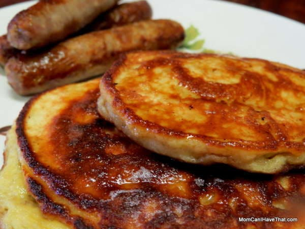 Crazy-Easy Banana Pancakes | Mom, Can I Have That?