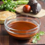 Easy Low Carb Red Enchilada Sauce | Low Carb, Gluten-free, Dairy-free, Paleo, THM