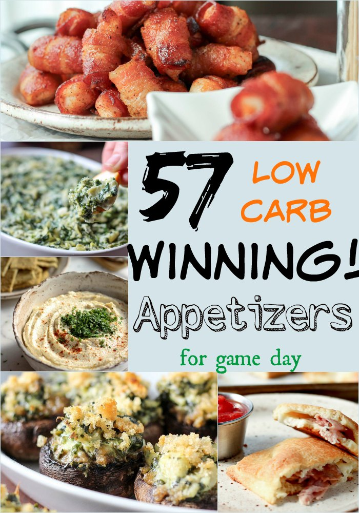 57 Great Low Carb Superbowl Appetizers! | Low Carb Maven