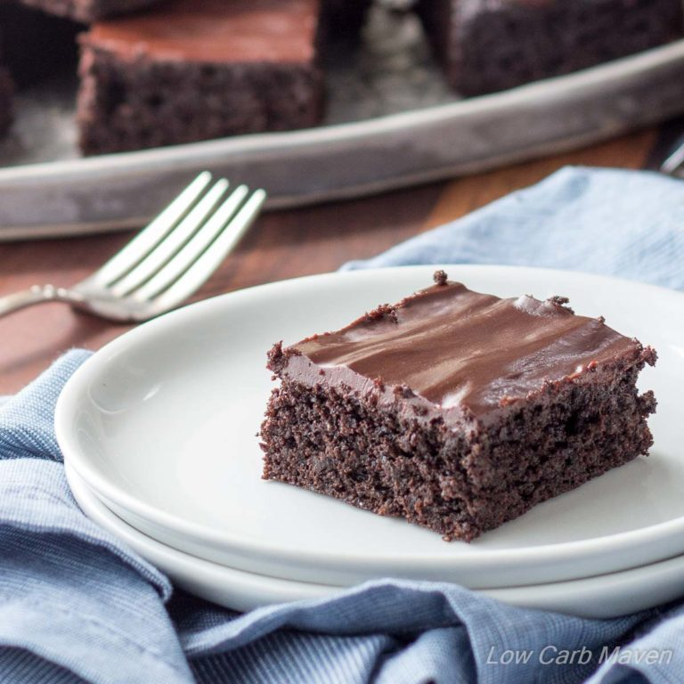 Keto Banana Brownie Recipe