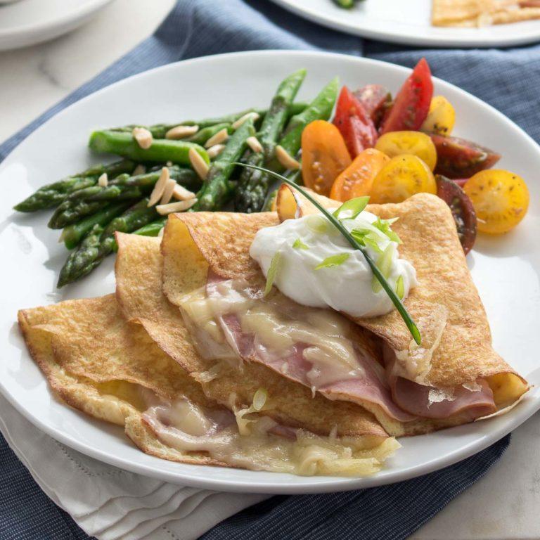 Breakfast Crepe Recipes Brunch
