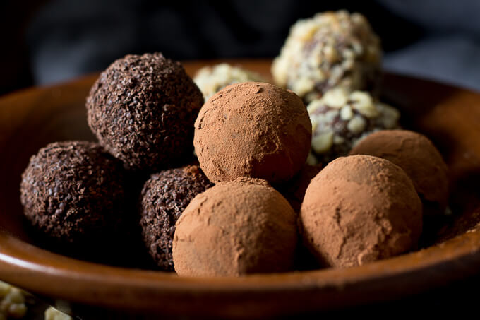 Sugar Free Chocolate Truffles Low Carb Keto Low Carb