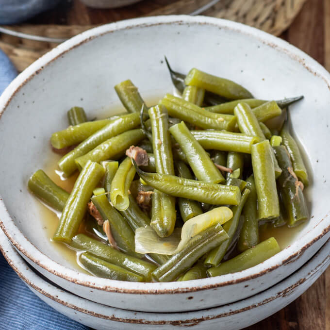 Delicious Southern Green Beans!
