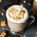 Sugar Free Caramel Brulee Latte