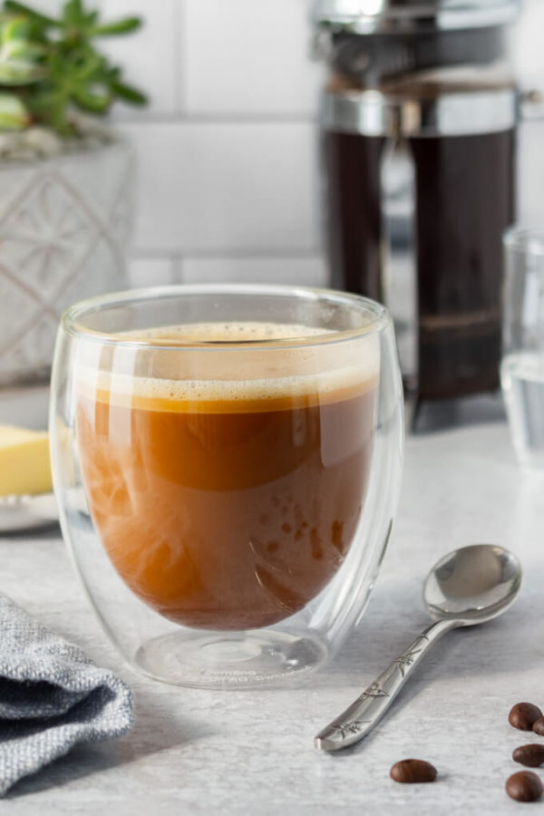 Keto Coffee with Butter (Keto Coffee with MCT Oil)