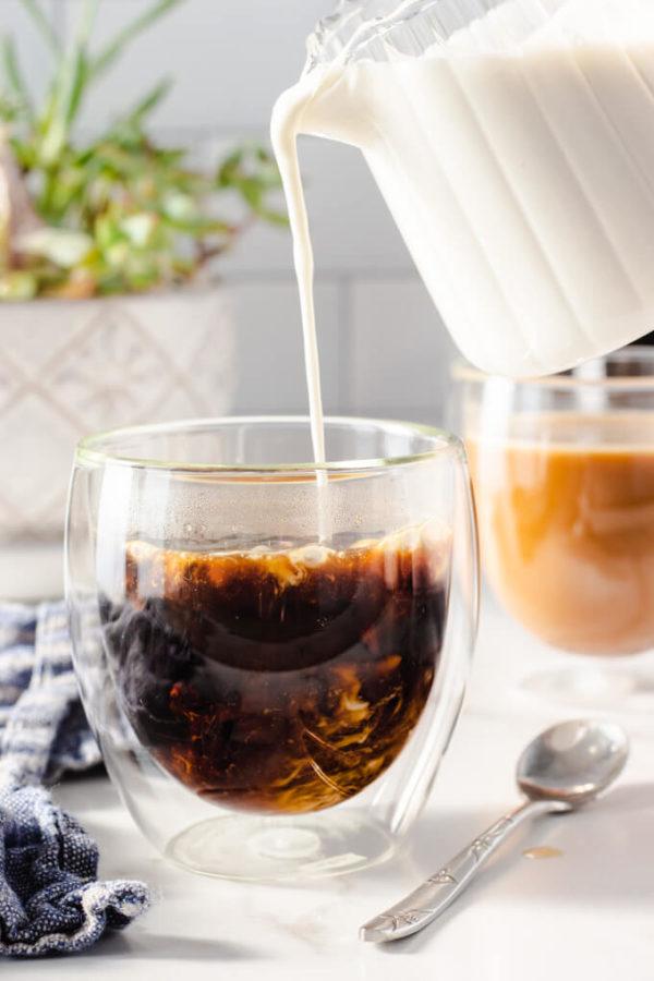 Easy Keto Coffee Creamer Recipe