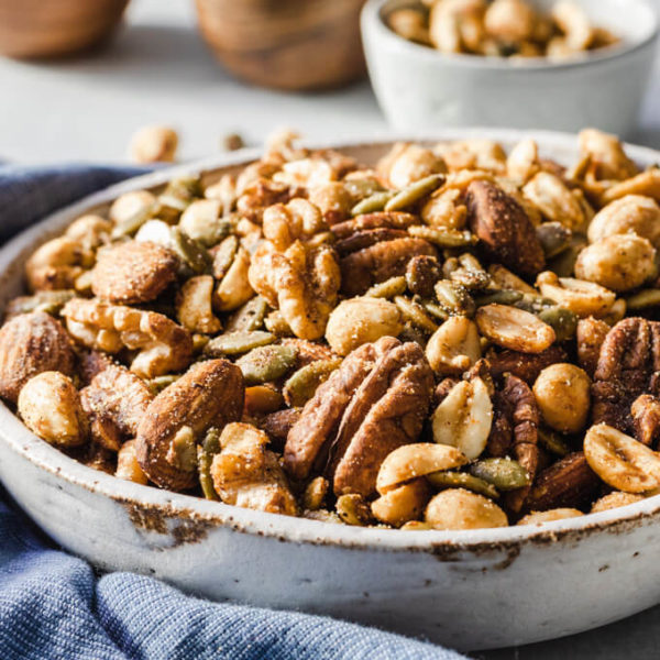 Keto Nuts Snack Mix
