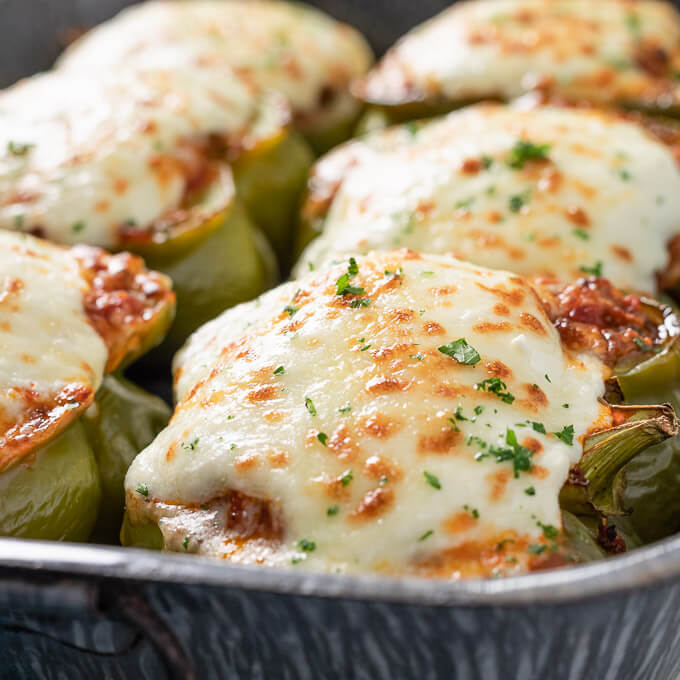ketto lasagna stuffed peppers